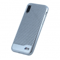 BMW M - Carbon Aluminium - Hardcover - Apple iPhone X
