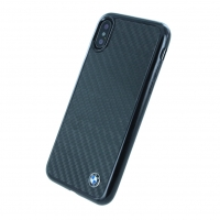 BMW - Carbon Hardcover - Apple iPhone X