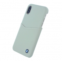 BMW - Signature - Leder Hardcover - Apple iPhone X