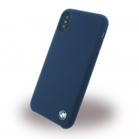 BMW - Signature - Silikon Cover - Apple iPhone X