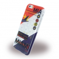 Benjamins - BJ6AIRMIA AirPort MIA Miami - Silicone Cover / Phone Skin - Apple iPhone 6, 6S