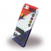 Benjamins - BJ7AIRMIA AirPort MIA Miami - Silicone Cover / Phone Skin - Apple iPhone 7, 8