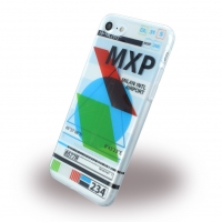 Benjamins - BJ7AIRMXP AirPort MXP (Milan) - Silicone Cover / Phone Skin - Apple iPhone 7, 8