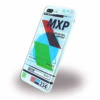 Benjamins - BJ7PAIRMXP AirPort MXP Milan - Silicone Cover / Phone Skin - Apple iPhone 7 Plus, 8 Plus