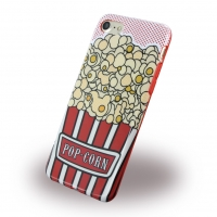 Benjamins - BJ7POPCORN - Silicone Cover / Phone Skin - Apple iPhone 7, 8