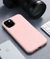 Cyoo - BioCase - iPhone 11 Pro Max - Pink - Hard Case