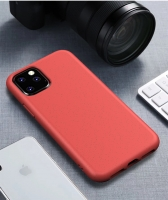 Cyoo - BioCase - iPhone 11 Pro Max - Red - Hard Case