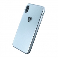 Ferrari - Heritage Aluminium - Hardcover - Apple iPhone X