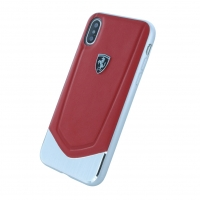Ferrari - Heritage Leder - Hardcover - Apple iPhone X