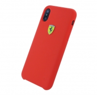 Ferrari - Urban SF - Silikon Cover - Apple iPhone X