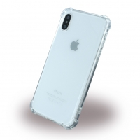 Four Coners - Shockproof Silikon Cover - Apple iPhone X