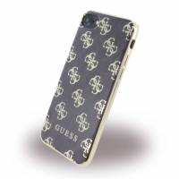 Guess - 4G GUHCP74GGGO - Silikon Cover - Apple iPhone 7