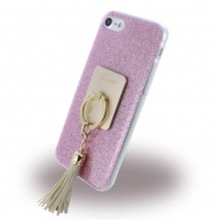 Guess - Girly GUHCP7RSRG - Silikon Cover - Apple iPhone 7