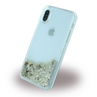 Guess - Liquid Glitter - Hardcover - Apple iPhone X