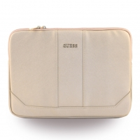 Guess - Saffiano GUCS13TBE - Notebook Pouch / Tablet Sleeve - 13 Inch Tablets