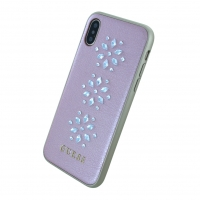 Guess - Studs and Sparkles - Hardcover - Apple iPhone X