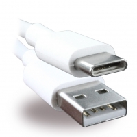 Xiaomi - Original - Typ C USB Data cable - 1m -  White