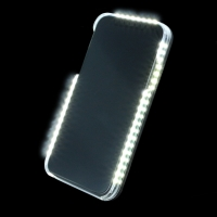Led Selfie - Hardcover - Apple iPhone X