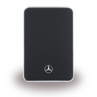Mercedes Benz - MEPB50BK - Power Bank / Externer Akku - 5.000mAh