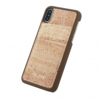 Pelcor - Cork Krispy Hard Cover - Apple iPhone X