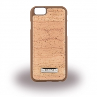 Pelcor - Cork Krispy Hard Cover - Apple iPhone 7, 8
