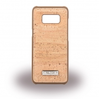 Pelcor - Cork Krispy Hard Cover - Samsung G955F Galaxy S8 Plus