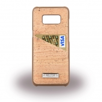 Pelcor - Cork Card Phone Case - Samsung G950F Galaxy S8