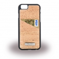 Pelcor - Cork Card Phone Case - Apple iPhone 7, 8