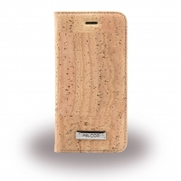 Pelcor - Luca Kork Book Cover - Apple iPhone 7, 8