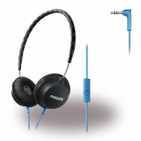 Philips - CitiScape Strada SHL5105BK/00 - Headset / Headphone - 3.5mm Jack
