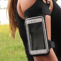 Sports Phone Arm Band - Wristband - Apple iPhone 6, 6s, 7