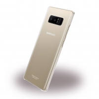 Samsung - EF-QN950CT Clear Cover / Hülle - N950F Galaxy Note 8