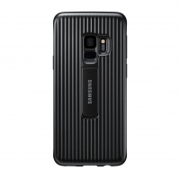 Samsung - EF-RG960CB Protective Cover - G960F Galaxy S9