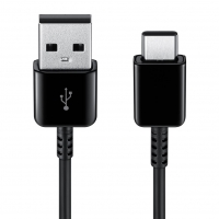 Samsung - EP-DN930CWE - Charger Cable / Data Cable - USB to USB Typ C - 0,8m