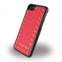 Trussardi - Studs Rigid - Hardcover - Apple iPhone 6, 6s, 7, 8