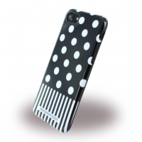 Trussardi - TRU7POIS Pois - Silikon Cover / Handyhülle - Apple iPhone 7, 8