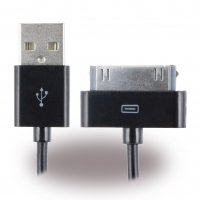 USB Charging + Data Cable 1m - Apple iPhone 4,4S