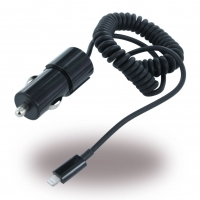 UUnique MFI (Made for iPhone) - UUIP5CC02 - Car Charger - Lightning - 1000 mA