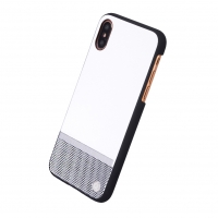 Uunique - Perforation - Hard Shell Cover - Apple iPhone X