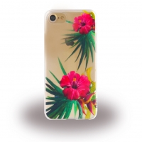 Uunique - Street Tropical Floral - Silikon Hülle - Apple iPhone 6, 6s, 7