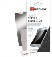 Displex -  Anti-Spy  Glass 3D -  Apple iPhone 6,7,8 - Black - Privacy
