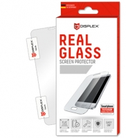 Displex - Real Glass 0,33mm + Frame - Apple iPhone 6+, 7+, 8+ - Screen glass Protectors